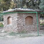 Antiguo Bar- kiosco. Foto de Francis Quílez. Año 2004