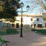Fuente Plaza Gil Ruano.