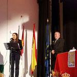 Intervención de la Ilma. Señora Directora Provincial del Instituto de la Mujer de Albacete.