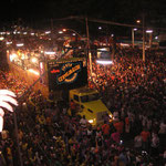 Carneval in Salvador - Barra