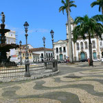 Salvadors Altstadt - Pelourinho