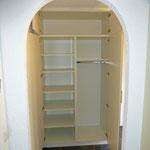 Eingangsbereich Schrank / Garderobenschrank