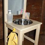 Waschbecken für die Kleinsten
