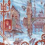 Streampunk City