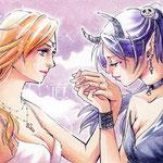 Angel x Devil