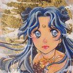Sailor Moon / Human Luna