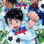 Die Kickers (がんばれ!キッカーズ by Noriaki Nagai)