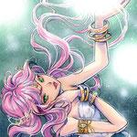 Mahina (OC by Naddeshiko)