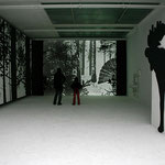 ON THE HUNT, installation, State Academy of fine Arts Stuttgart, 2008