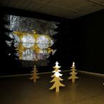 REMEMRANCY-PLACE II, installation, Heidelberger Kunstverein, Heidelberg, 2009