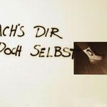 MACH´S DIR DOCH SELBST,  Installation,  Württembergischer Kunstverein, Stuttgart,  2011