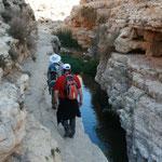 Trek Nahal Prat