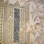mosaiques de Tsipori
