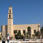 Jaffa eglise Saint Pierre