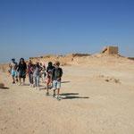 visiter Massada
