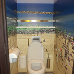 Toilettes payantes pres du shouk hakarmel