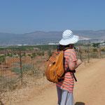 Shvil Israel- 1er jour