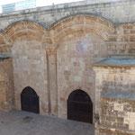 Porte de la Misericorde de l'interieur