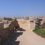 Entree de l'hippodrome de Cesaree