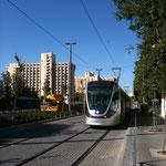 Tramway de Jérusalem