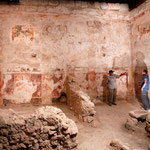 Salle du theatre du Herodion