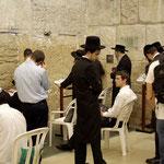 Visite guidee a Jerusalem- Mur des Lamentations