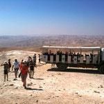 Ballade en Jeep dans le désert