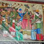 Monastère éthiopien du Saint Sépulcre- reine de Sabba