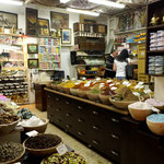 Marchand d'épices- vieille ville de Jérusalem