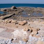 Palais d'Herode a Cesaree