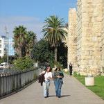 Murailles de Jerusalem