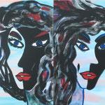 Donne allo specchio - secondo periodo torinese