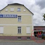 Brauhaus Waren; Kunde / Client: Kreative Stadt