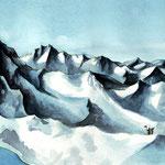 Bergkristall / Mountain crystal; Kunde /Client: Hueber Verlag