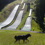 Skisprungschanzen Bischofsheim/Haselbach