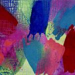 2017 splash Acryl auf Leinwand 94x115x7cm