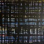 2017 abstraktes Bild 2 Mischtechnik auf Leinwand 100x100cm