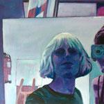 2004 selbst Acryl auf Leinwand 100x135cm