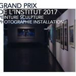 Exposition du Grand Prix de l'Institut Bernard Magrez - Château Labottière, Bordeaux (2017)
