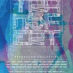 Exposition collective TRAN5FERT - Ancien commissariat Castéja, Bordeaux (2015)