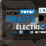 Exposition collective Trait d'Union / Electricité - L'Albatros, Montreuil (2014)