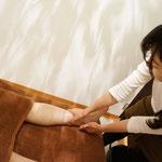 温活フットリフレクソロジー③妊活さんに特にオススメ