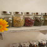 花・葉・実・種子など様々