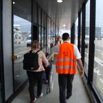 Airport Behindertenbegleitung