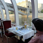Dinner cruise immer nett