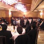 定例会は原宿「南国酒家」で開催されています。