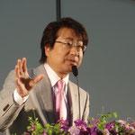 東京ビッグサイトにて毎年開催される「癒しフェアー」にて講演。
