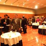 創立20周年式典&パーティーは国際文化会館にて和やかに!