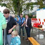 """Herr Bulander zu Besuch auf einen """"Echten Mössinger"""""""