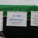 Echter Mössinger - frisch, kräftig, gut!